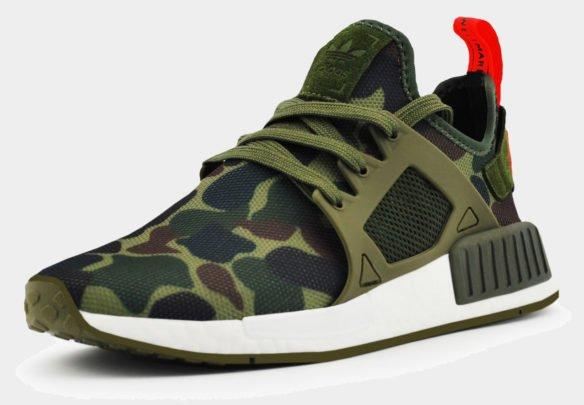 Adidas NMD XR1 Мужские камуфляжные