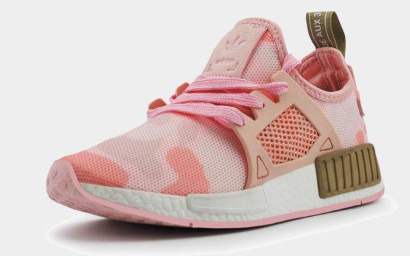 Adidas NMD Розовые