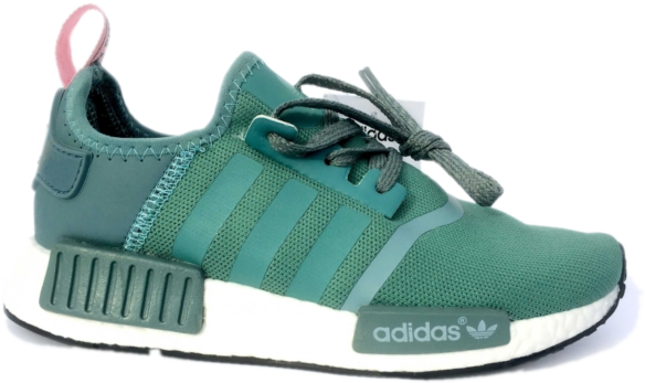 Adidas NMD Женские зеленые