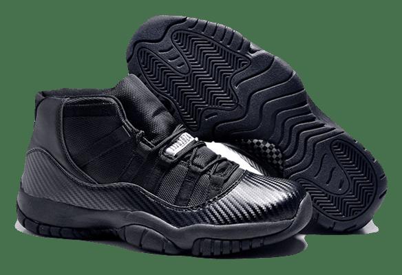 Nike Air Jordan 11 Retro черные