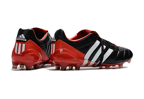 Adidas Predator Mania Champagne FG Черные с красным