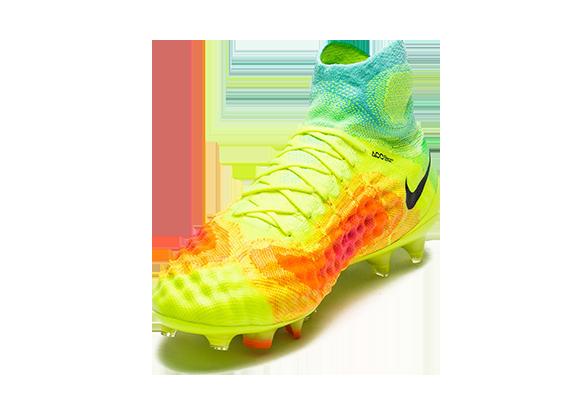 Nike Magista Orden II Fg желтые