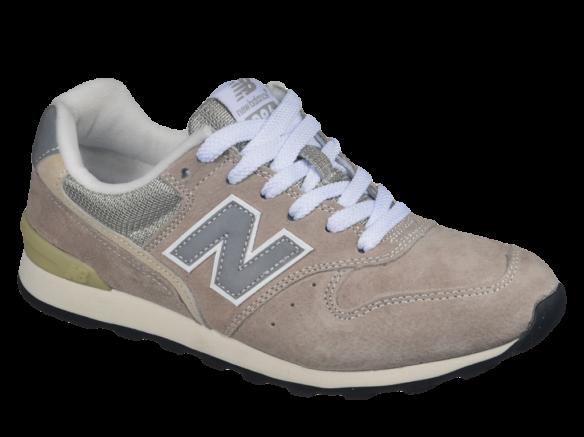 New Balance 996 Кремовые Замша