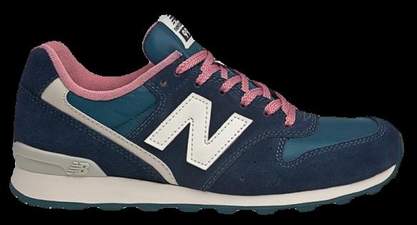New Balance 996 blue-pink