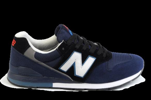 New Balance 996 blue-white