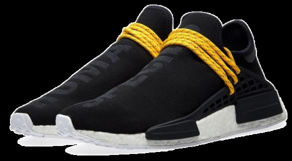 Adidas NMD Human Race (Black-Yellow)