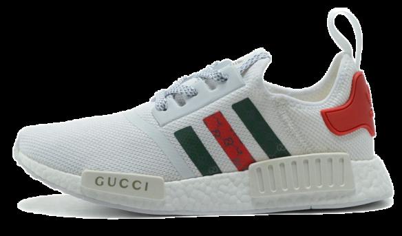 Adidas NMD x Gucci (White)
