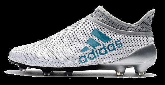 Фото Adidas X 17+ Purechaos Серые - 1