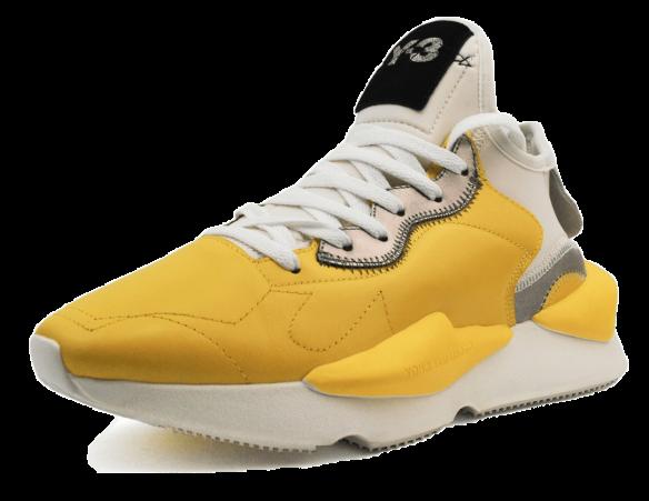 Adidas Y3 Kaiwa желтые