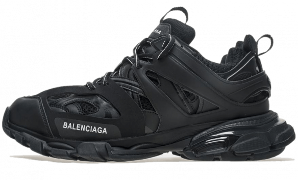 Balenciaga Track Trainers черные