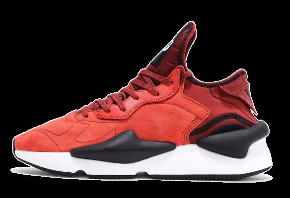 Adidas Y-3 Kaiwa Red