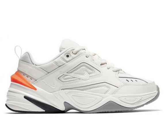 Nike M2K Tekno WhiteOrangeGrey