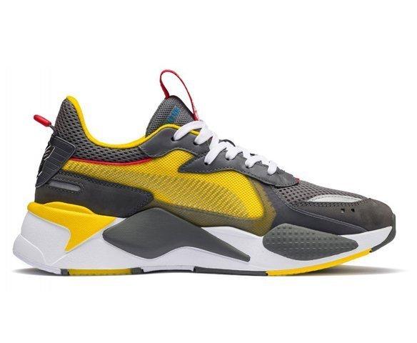 Puma RS-X Reinvention Black Yellow