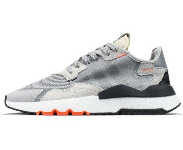 Adidas Nite Jogger grey-orange