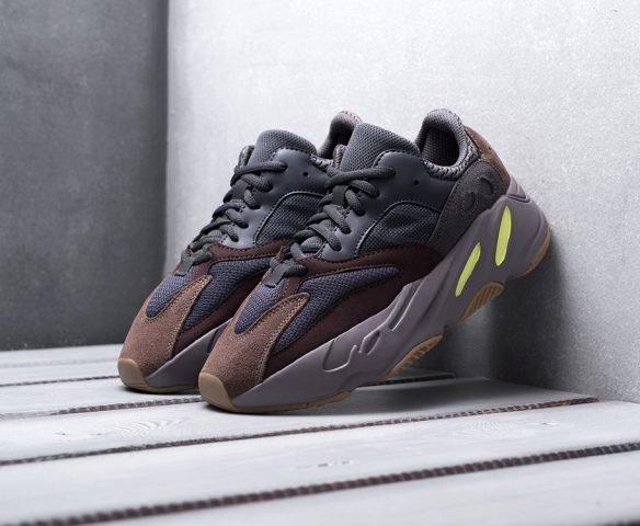 Adidas Yeezy Boost 700 black brown