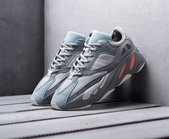 Adidas Yeezy Boost 700 серые (grey)