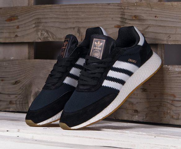 Adidas Iniki Runner Boost black-white
