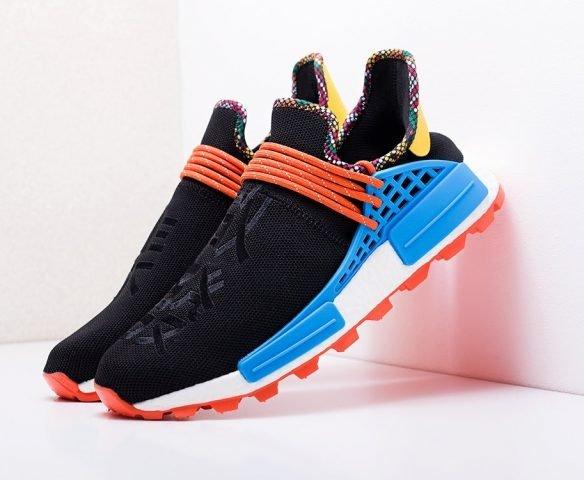 Adidas Nmd x Pharrell Williams черные