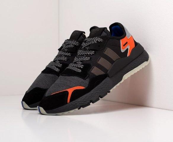 Adidas Nite Jogger black-orange