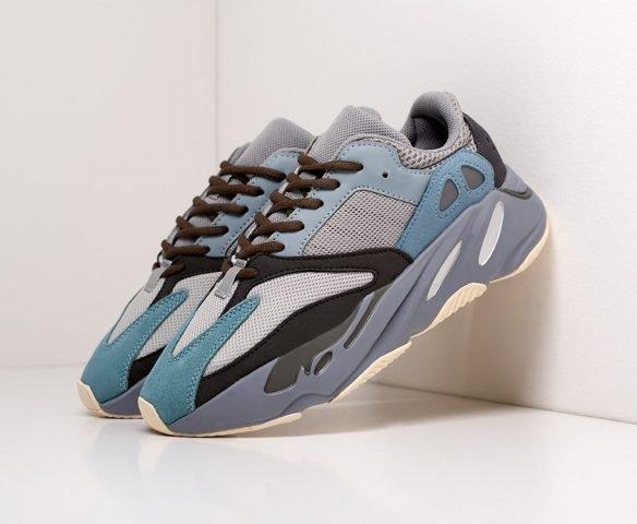 Adidas Yeezy Boost 700 серо-синие