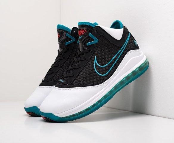 Nike Lebron 7 white-black