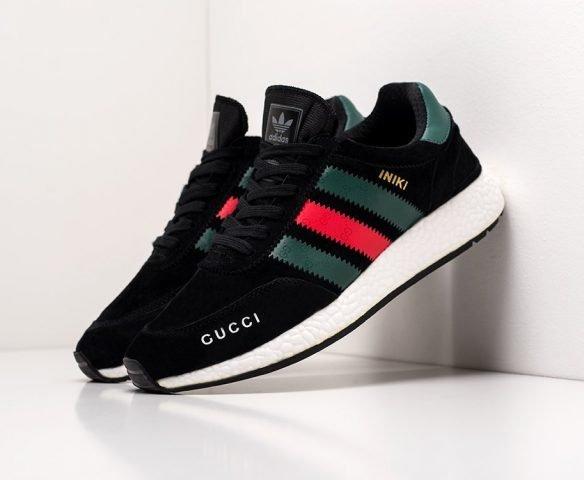 Adidas Iniki Runner Boost low black