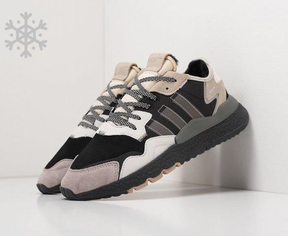 Adidas Nite Jogger black-brown
