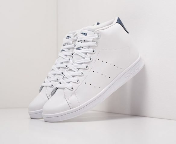 Adidas Stan Smith mid white
