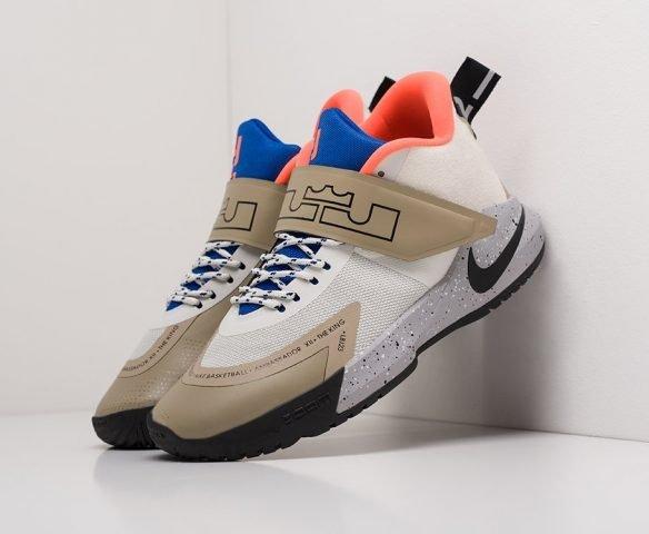 Nike LeBron Ambassador 12 серые