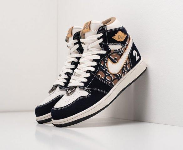 Dior x Nike Air Jordan 1