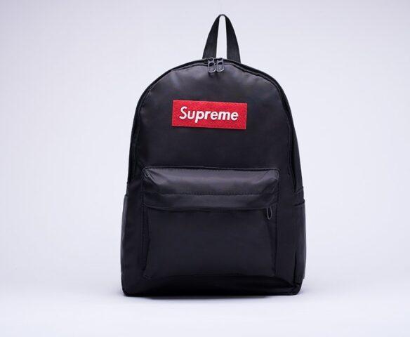Рюкзак Supreme black-red