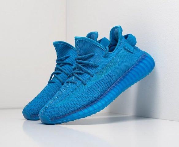 Adidas Yeezy 350 Boost v2 blue