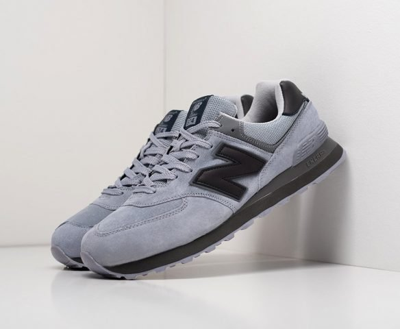 New Balance 574 black-grey