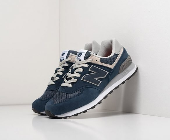 New Balance 574 blue-grey