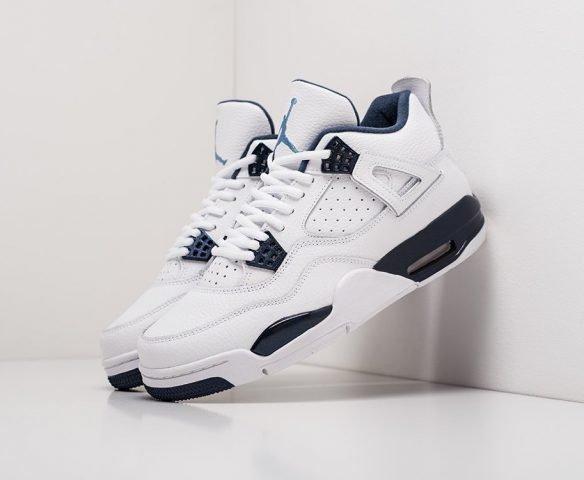 Nike Air Jordan 4 Retro white