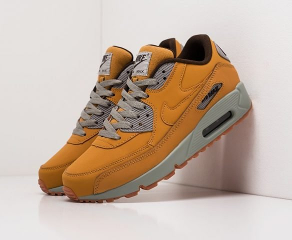 Nike Air Max 90 коричневые