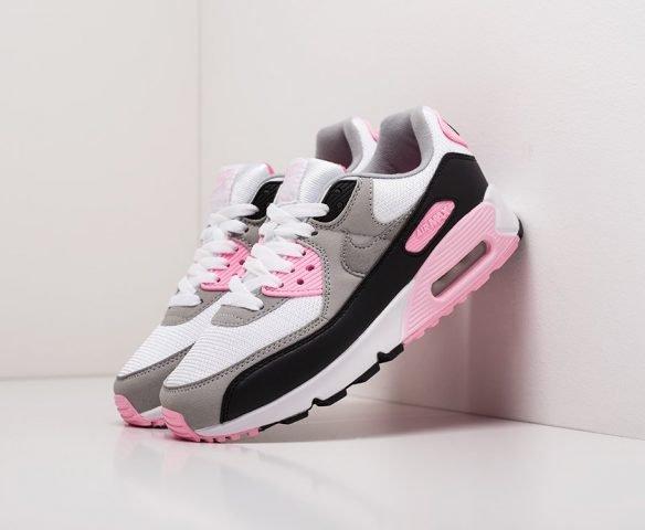 Nike Air Max 90 white-pink-grey