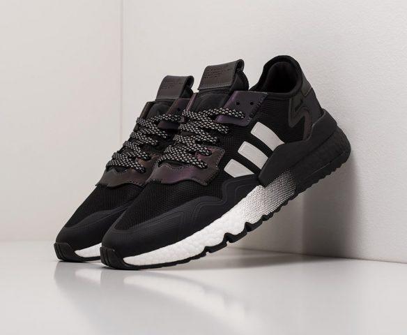 Adidas Nite Jogger black-white