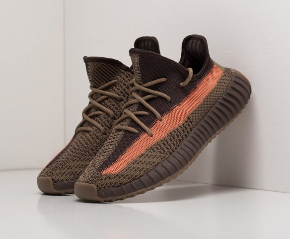 Adidas Yeezy 350 Boost v2 wmn brown-orange
