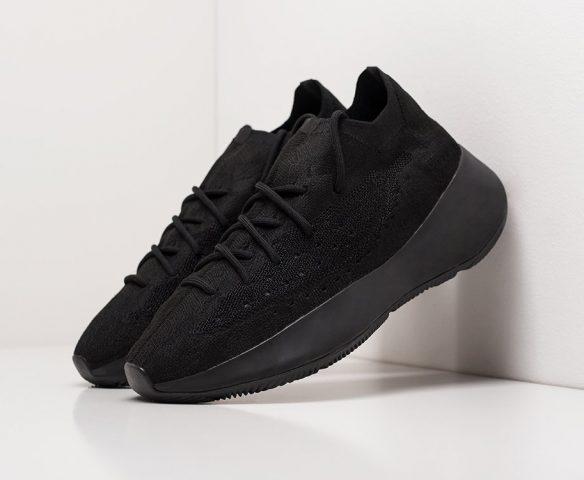 Adidas Yeezy 380 черные