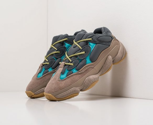 Adidas Yeezy 500 blue