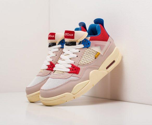 Nike Air Jordan 4 Retro wmn pink
