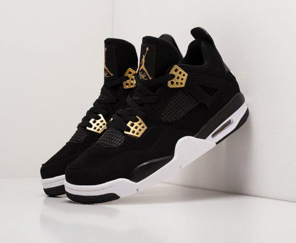 Nike Air Jordan 4 Retro mid black