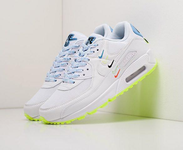 Nike Air Max 90 low white