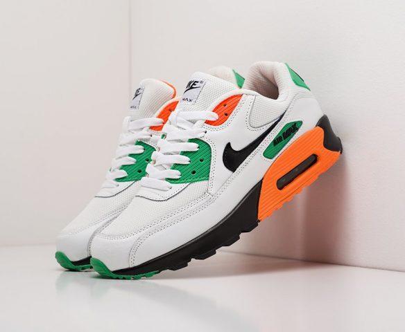Nike Air Max 90 lthr white