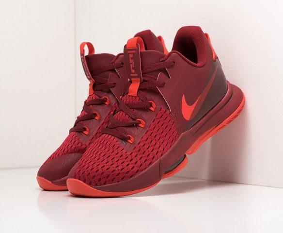 Nike Lebron Witness V красные