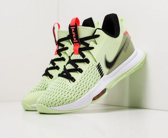 Nike Lebron Witness V green
