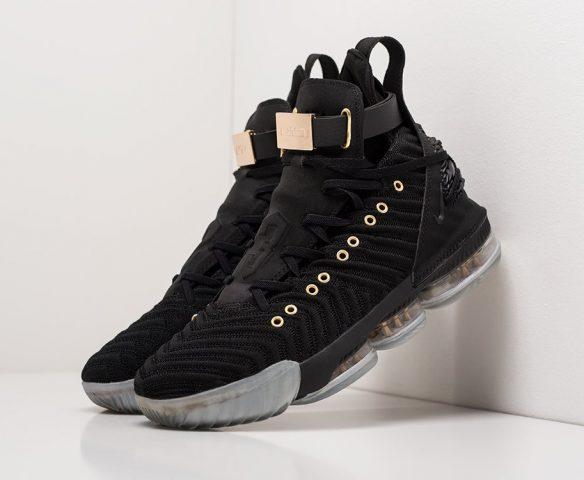 Nike Lebron XVI black