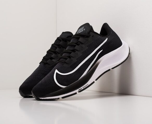 Nike Zoom Pegasus 37 black черные